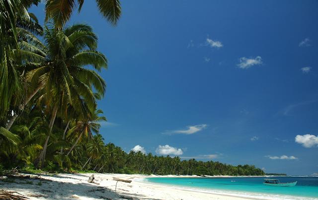 Mentawai Island Beach