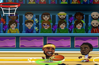 Basketball Legends Sport Online Game