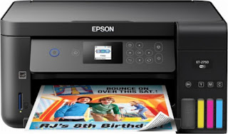 Epson Expression ET-2750 Driver Download and Review