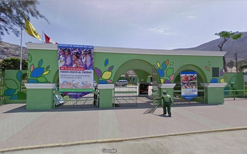 Parque Zonal Cahuide (Club de Ate)
