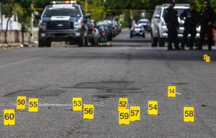 13 ejecuciones en menos de 12 horas en Guanajuato