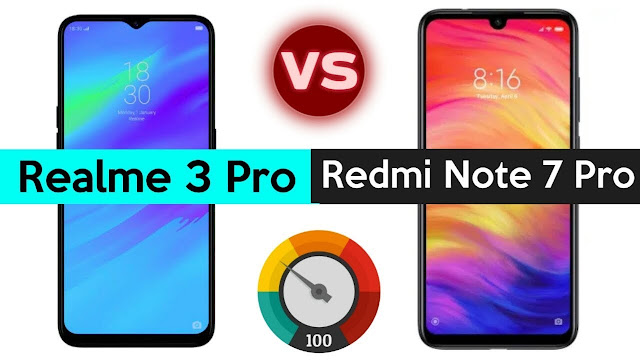 Spesifikasi Realme 3 Pro Vs Xiaomi Redme Note 7 Pro
