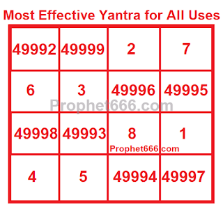 The most powerful and effective Lakhiya Yantra for money, wealth and business