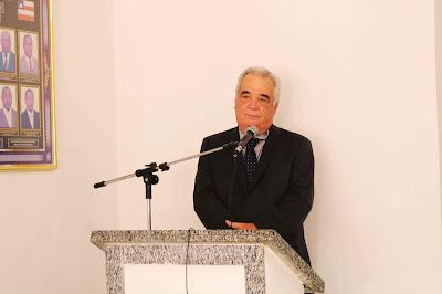 SALINAS: Prefeito Wilson Pedreira participa da Posse da nova Mesa diretora da Câmara de Vereadores