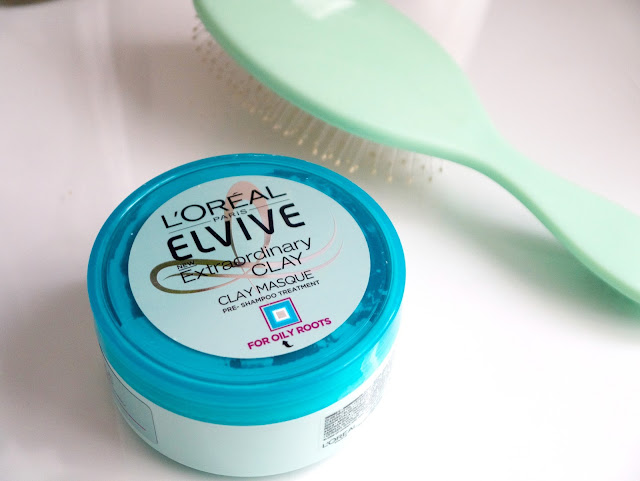 L´OREAL ELVIVE Extraordinary clay masque