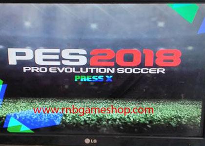Download PES 2018 PS2 - RNB GAME - SHOP