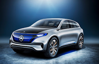 Mercedes-Benz EQ offers a suitable charging infrastructure