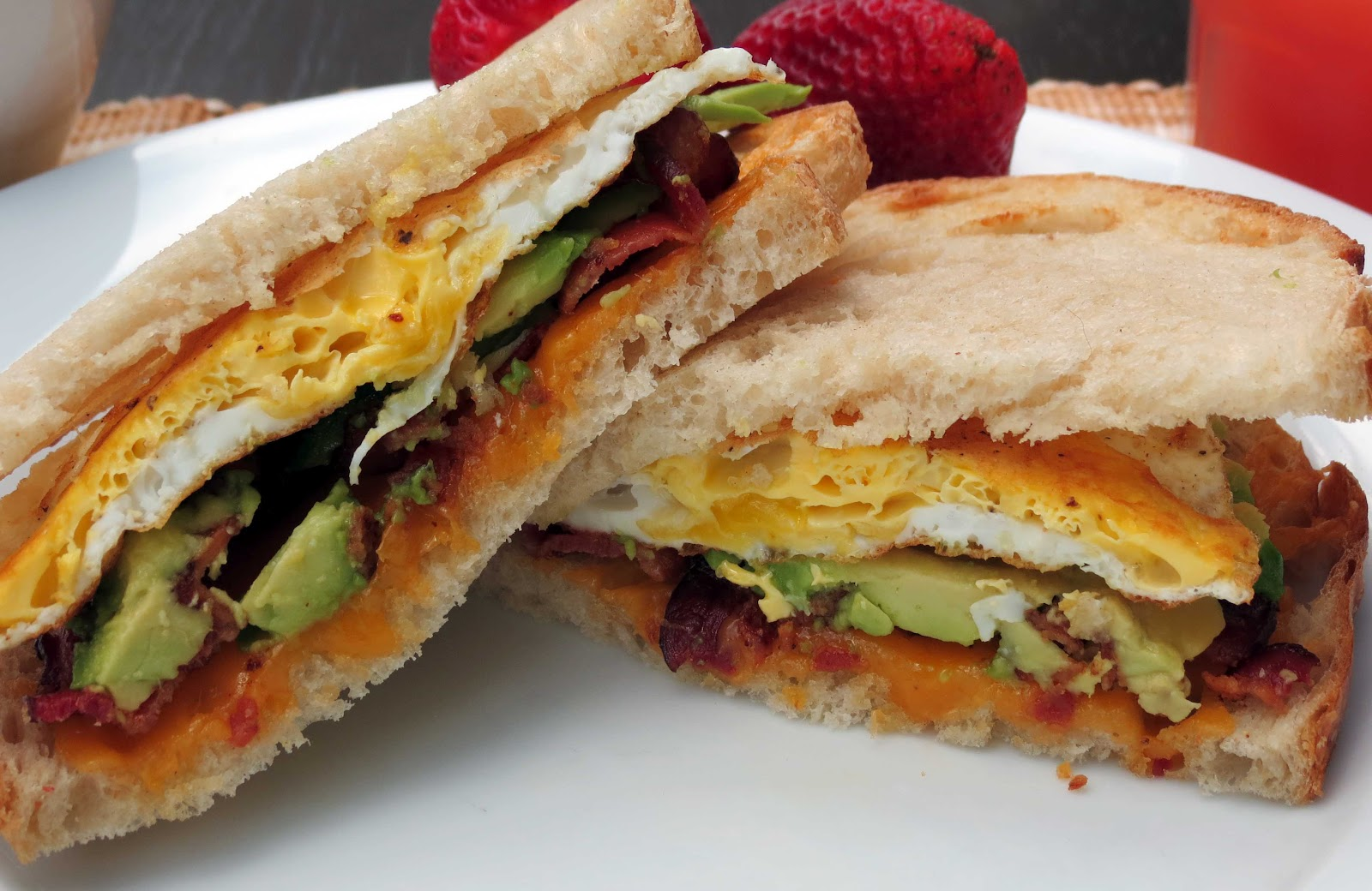 Dinner With The Welches Sourdough Breakfast Sandwich