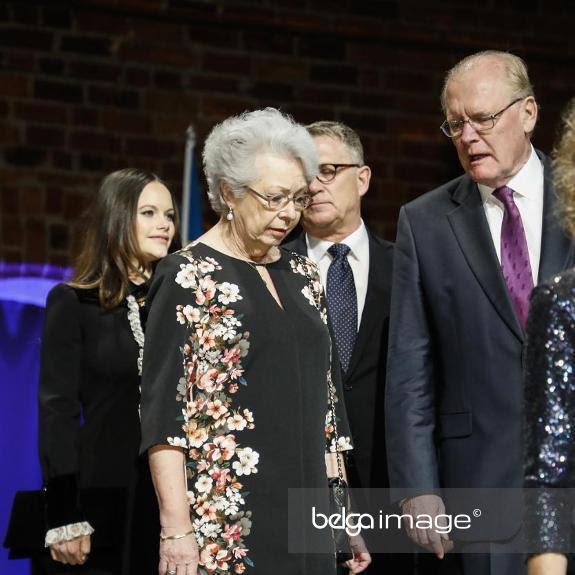 Księżna Sofia na ceremoni zakończenia roku Sophiahemmet