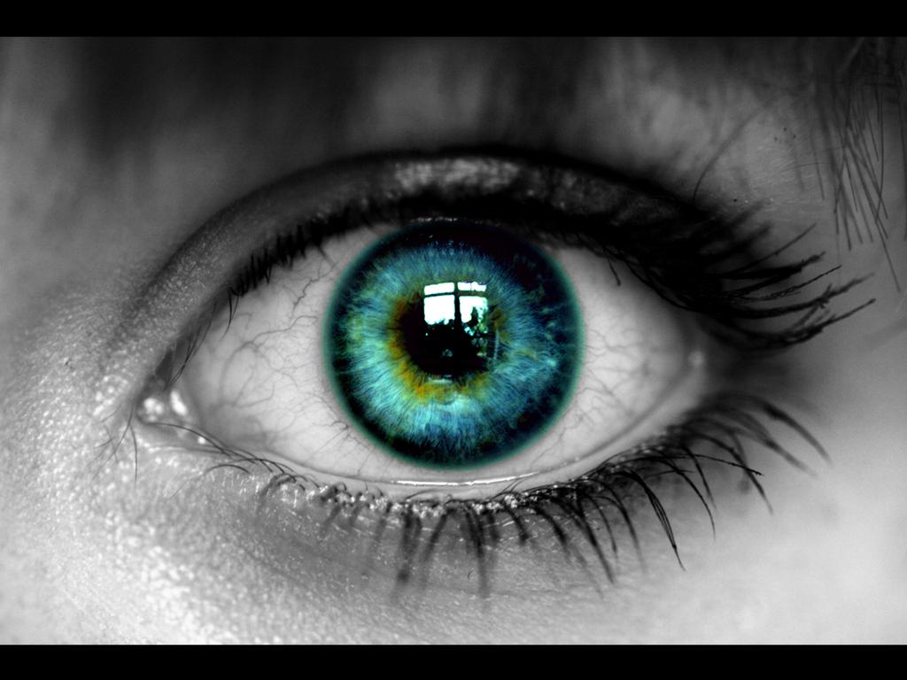 Ojos De Un Nino Deshidratado
