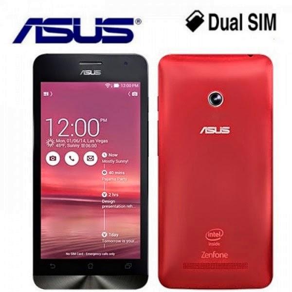 Spesifikasi Asus Zenfon 4 A450CG