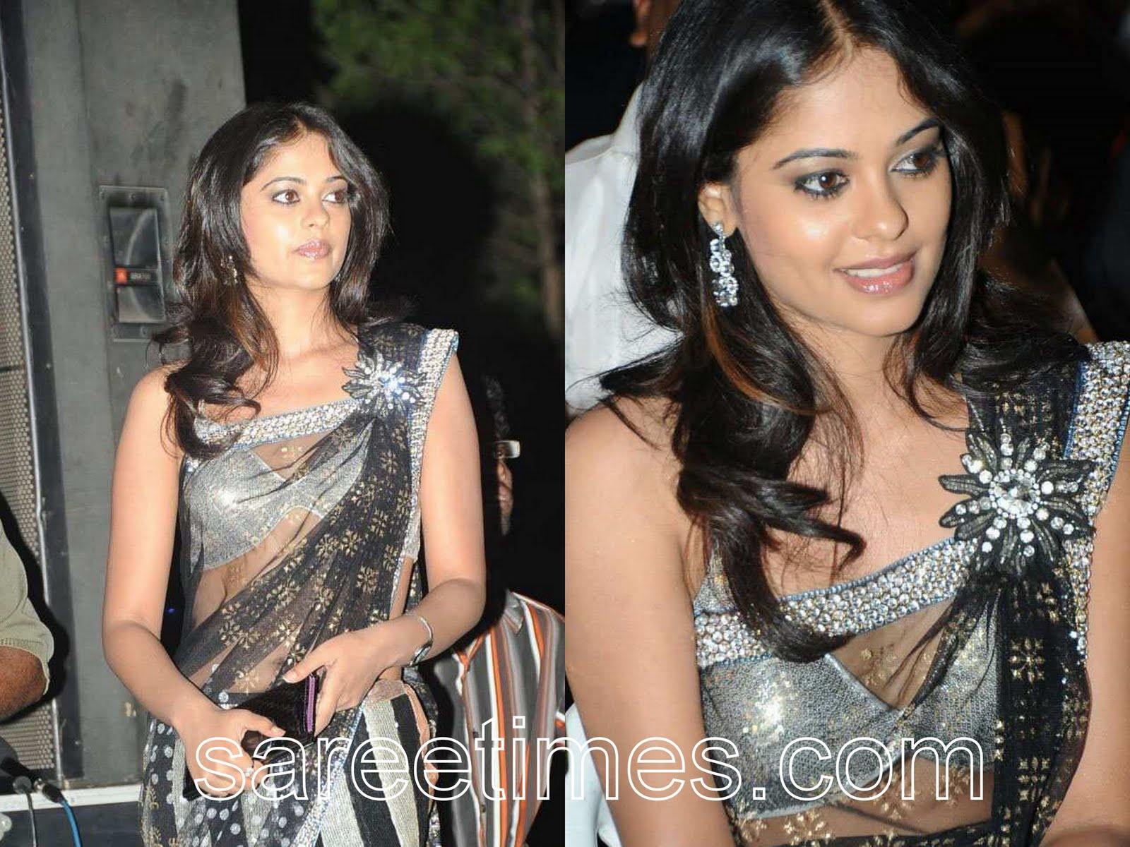 Fashion week How to saree wear brooch for woman
