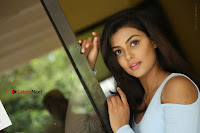 Anisha Ambrose Latest Pos Skirt at Fashion Designer Son of Ladies Tailor Movie Interview .COM 1141.JPG