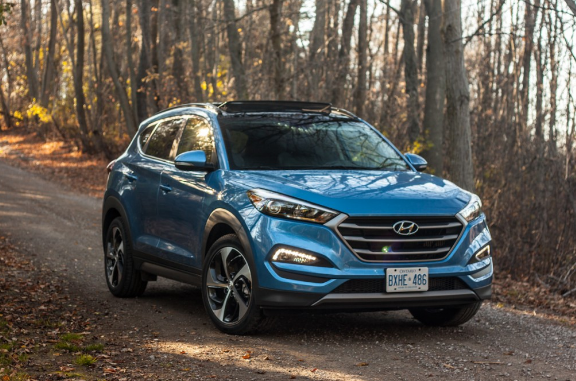 2016 Hyundai Tucson SE 2.0L FWD Review