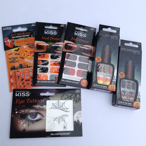 Spooky KISS Halloween Products ~ #Review