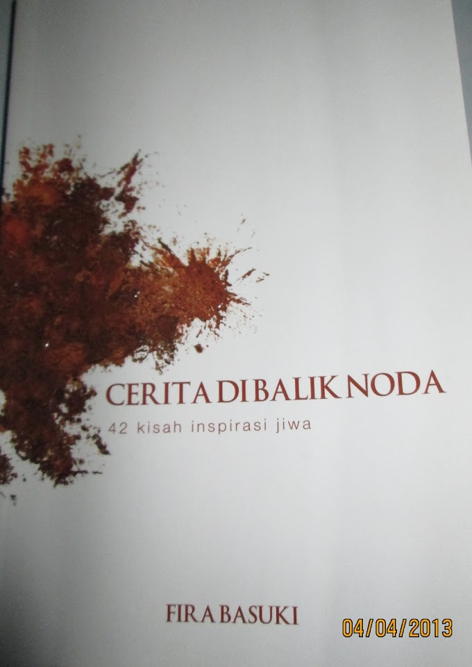 Review Buku Cerita Di Balik Noda