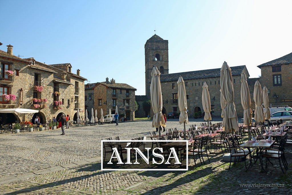 Qué ver en Aínsa, uno de los Pueblos más bonitos de España