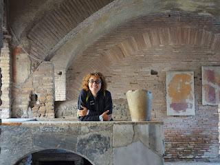 Restaurante Antigo, Ostia ANtiga
