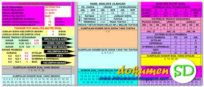 Download Aplikasi Ujian Nasional dan Ujian Sekolah Terbaru 2016 Format Excel