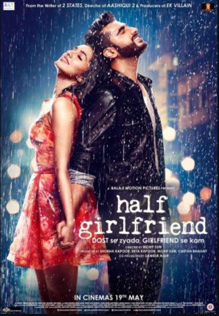 Half Girlfriend Movie Download