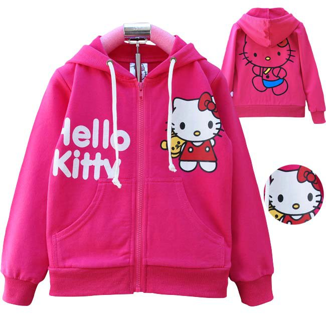 Shop Hello Kitty Kids's Jackets & Coats at up to 70% off! Get the lowest price on your favorite brands at Poshmark. Poshmark makes shopping fun, affordable & easy!