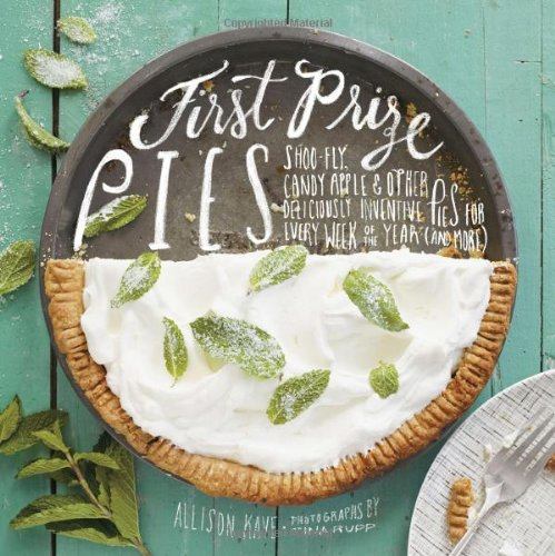 First Prize Pies cookbook cover ♥ KitchenParade.com