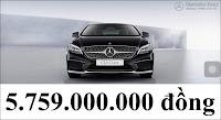 Giá xe Mercedes CLS 400 2017