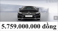 Bảng thông số kỹ thuật Mercedes CLS 400