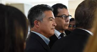 Exsecretario de la FFAA se abstuvo de declarar en el interrogatorio por Tucano