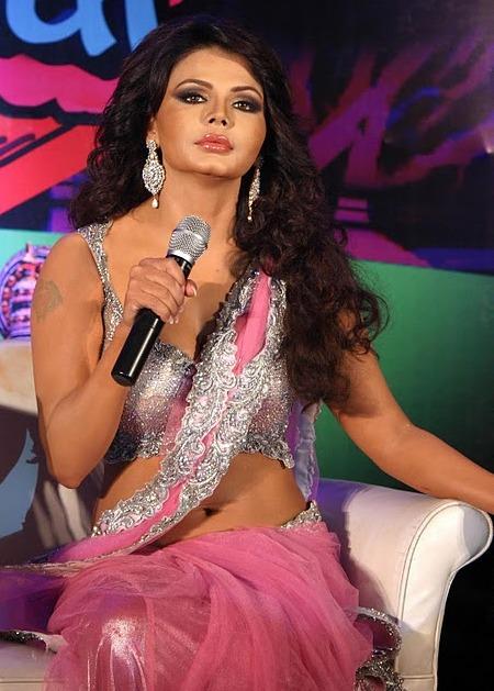 Bollywood Zabava Rakhi Sawant Zadnje Stills V-5955