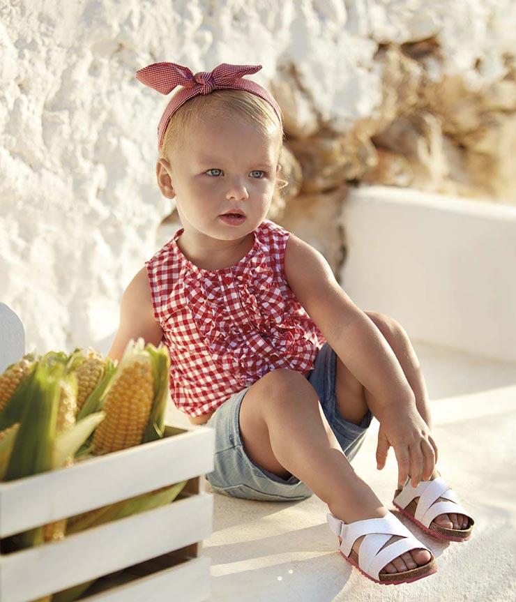 Mayoral ropa para niñas