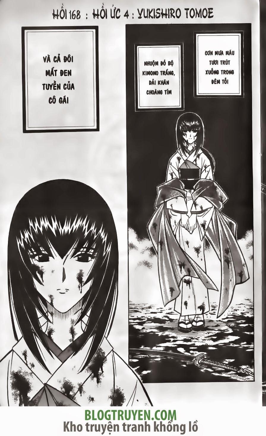 Rurouni Kenshin chap 168 trang 3
