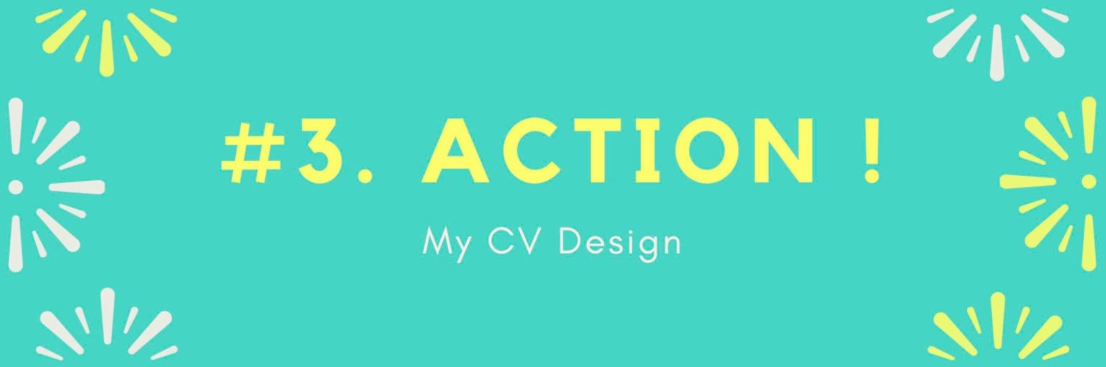 my cv design  3 conseils simples pour un bon cv