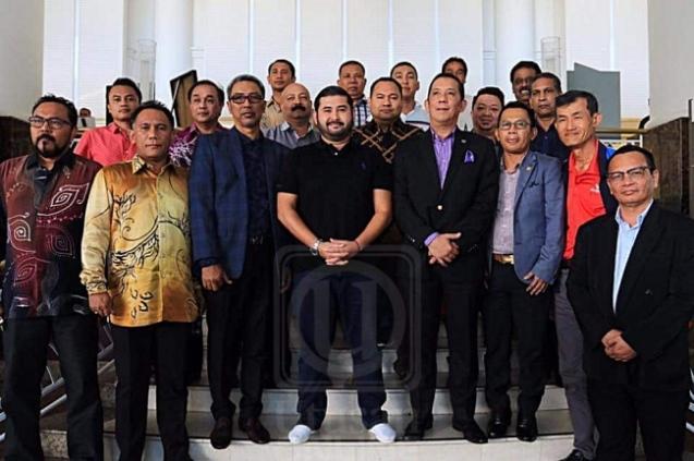 12 Ahli Gabungan FAM Mahu TMJ Jadi Presiden FAM