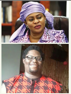 The true story of how Senator Oduah's son died (photos)