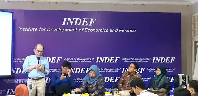 Mengagetkan, Indef Ungkap Utang Indonesia Ternyata Capai Rp7.000 Triliun