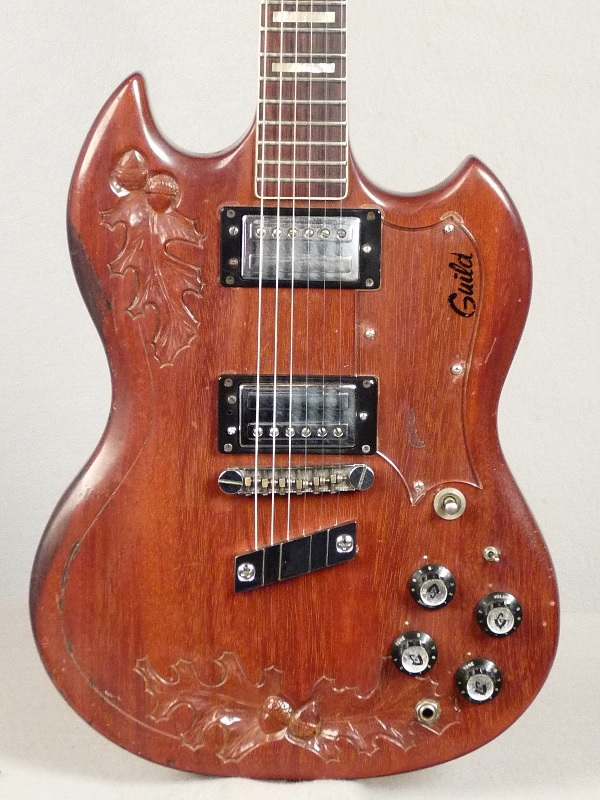 the unique guitar blog guild electric guitars