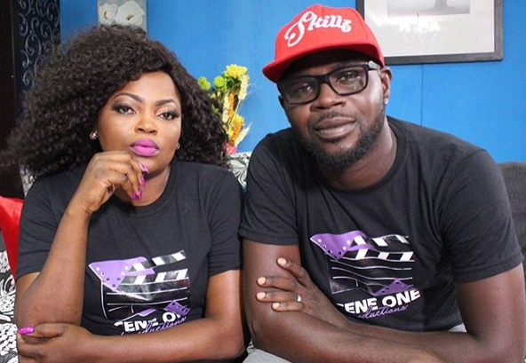 funke akindele marriage crash