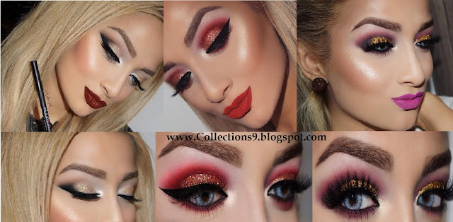 Types of Pretty Makeup Looks to Try in 2016 | 2016 Makeup Trends to know