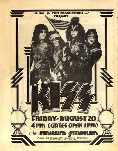 Rock On Vinyl Kiss Live Unauthorised Vol 2 1993 Ex