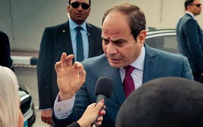 العدوان التركى, تركيا, سوريا, الرئيس السيسى, رسالة شديدة اللهجة, مصر,