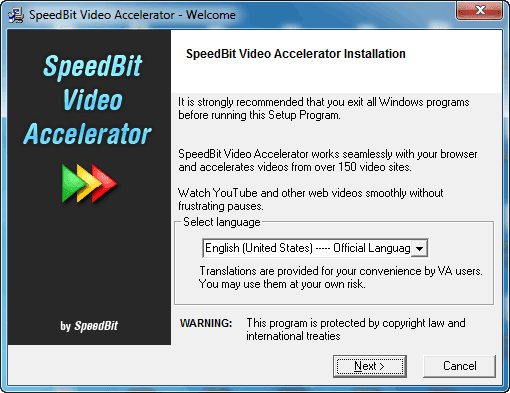 Get SpeedBit Video Accelerator Premium crack