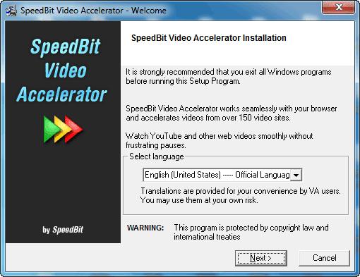 speedbit video accelerator avec crack gratuit