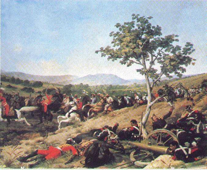 Resultado de imagen para batalla de carabobo ESPAÑA ACERTÓ EN UN PRIMER MOMENTO