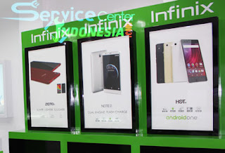Service Center Infinix di Banjarmasin