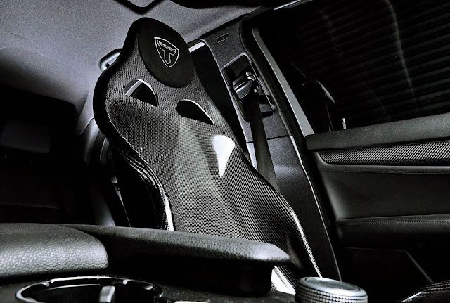 2011 mercedes tecnocraft c63 amg interior