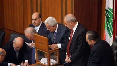 Lebanon fails to elect new president