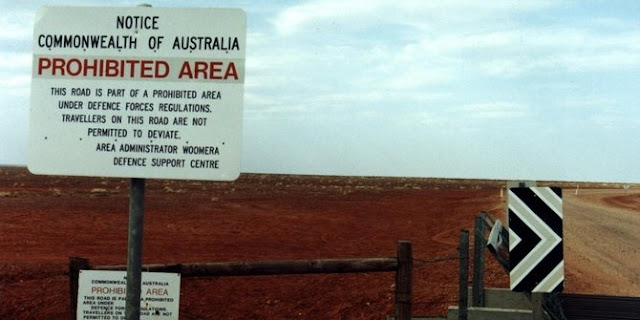 woomera-australia