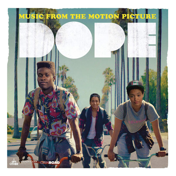 Various Artists - Dope: Music From the Motion Picture Cover