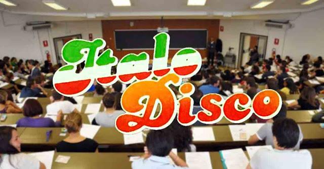 La mia tesina universitaria sulla musica italo disco anni 80
